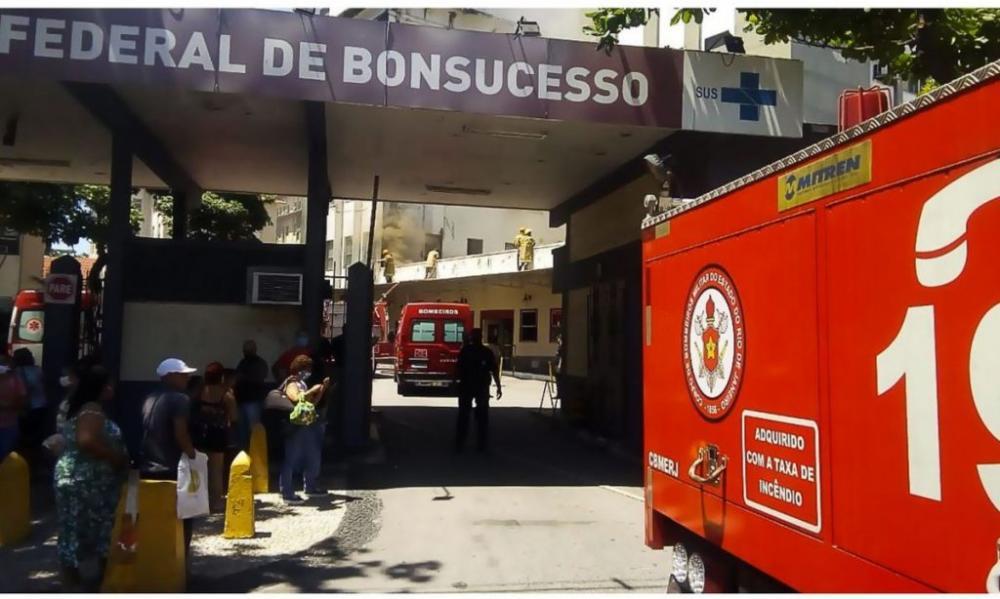 Foto: Reprodução Twitter / Centro de Operações Rio