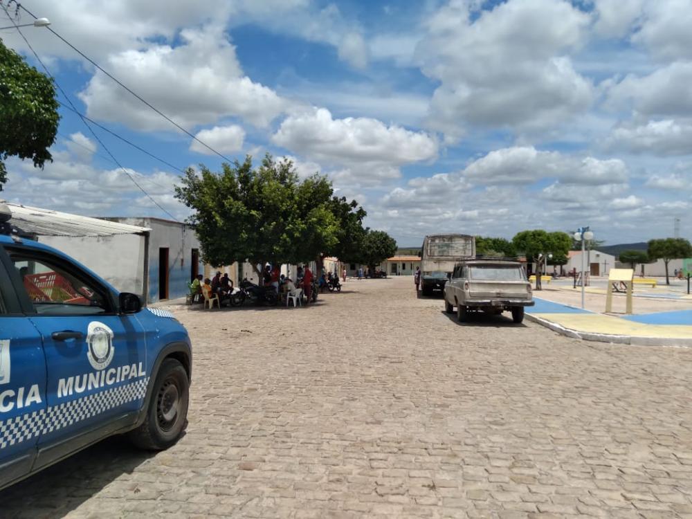 Foto: Divulgação/GCM Araci