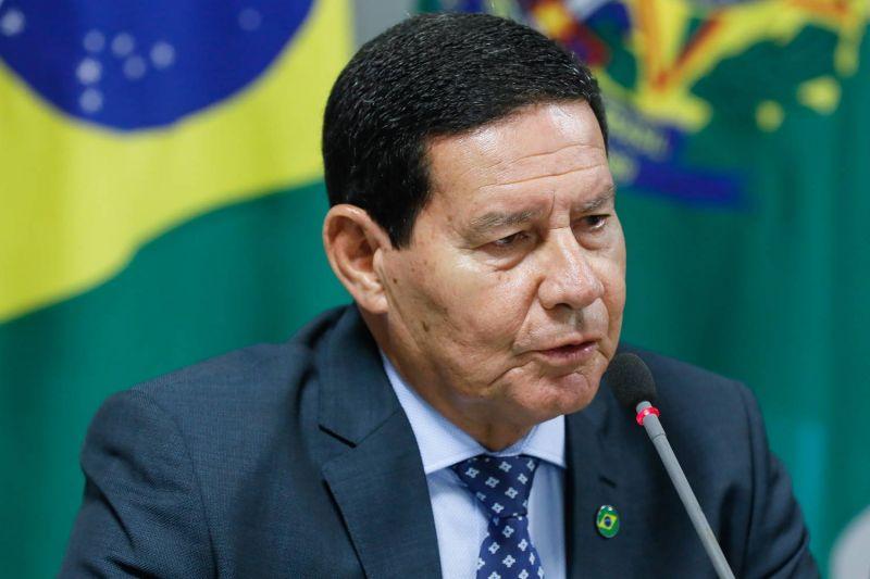 Para Mourão, nos próximos dez dias o Brasil vai