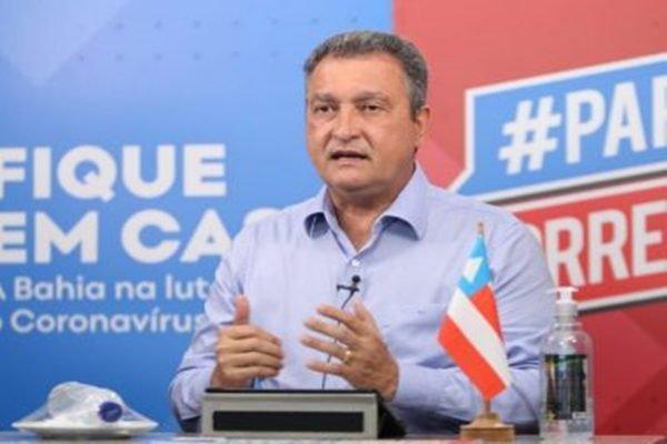 AO VIVO: Entrevista com Governador RUI Costa fala sobre as medidas restritivas para a região do sisal e outras regiões.